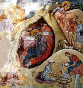 Богородичная церковь, монастырь Студеница, Сербия, 14 в.