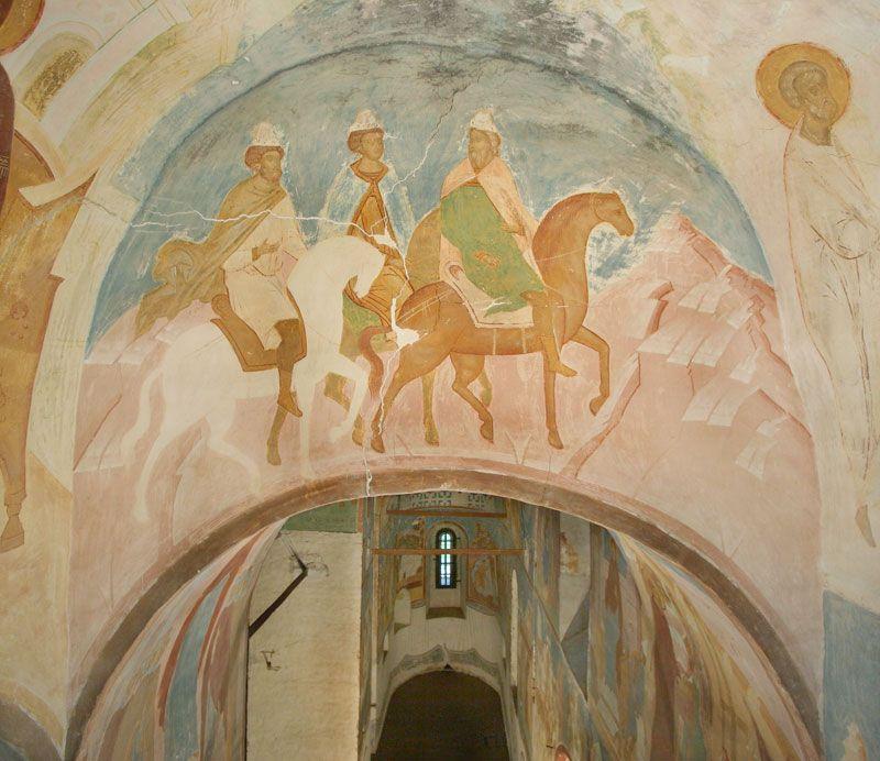 Росписи Ферапонтова монастыря. Дионисий.