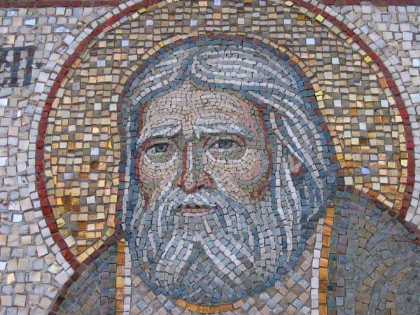 мозаика, Москва, автор Нина Лозинская