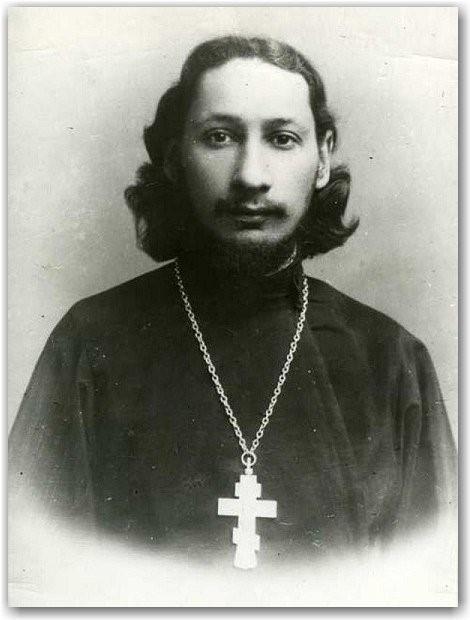 Священник Павел Флоренский.