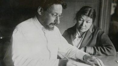 О. Павел с женой Анной Михайловной.