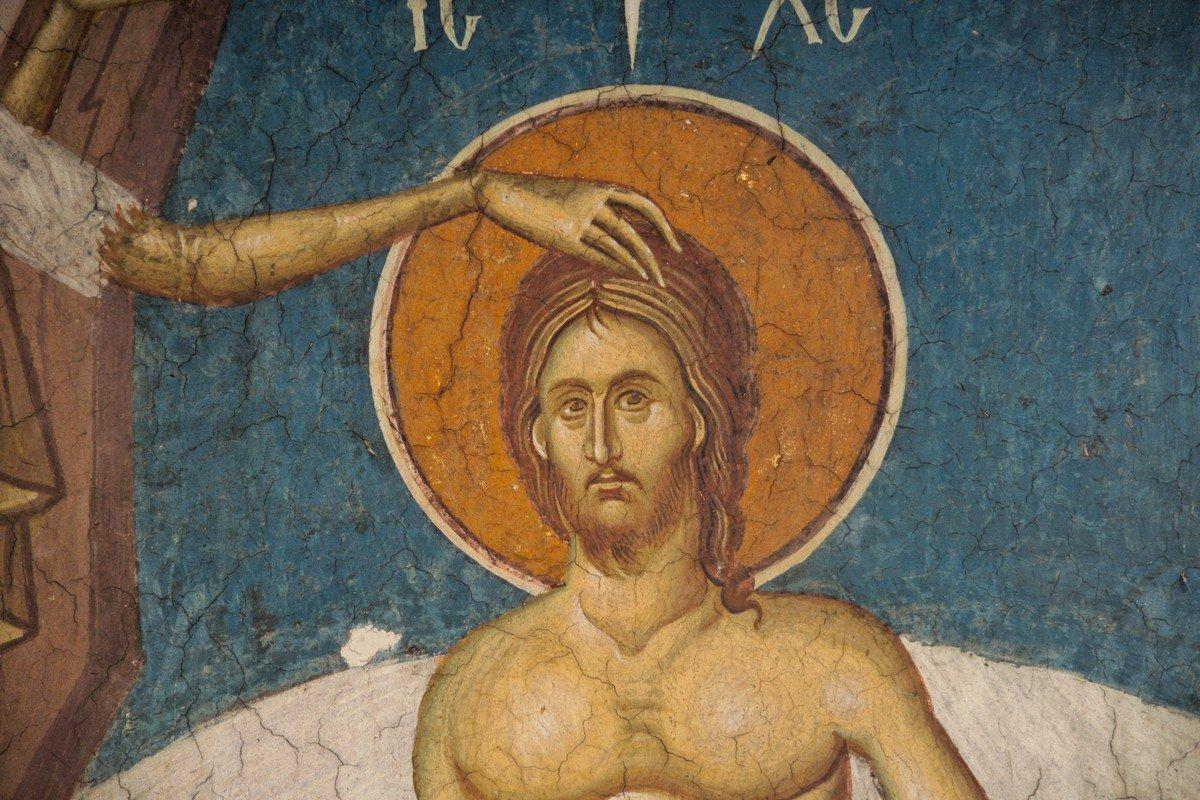 Монастырь Дечаны, Сербия, 14 в. Фрагмент