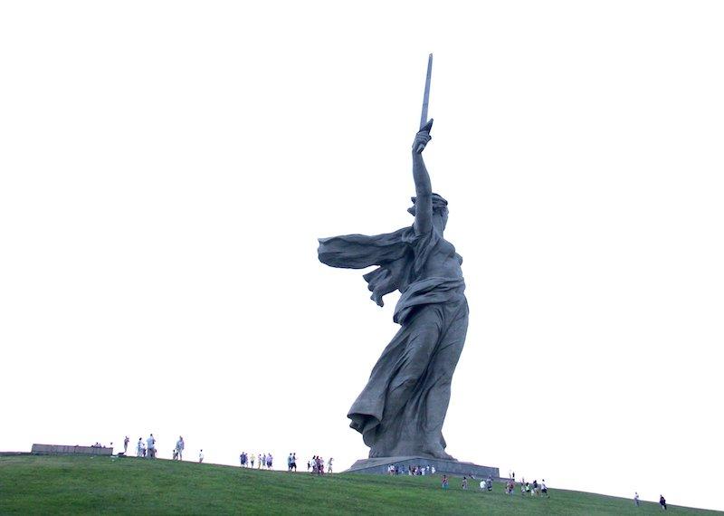 Памятник Родины-матери