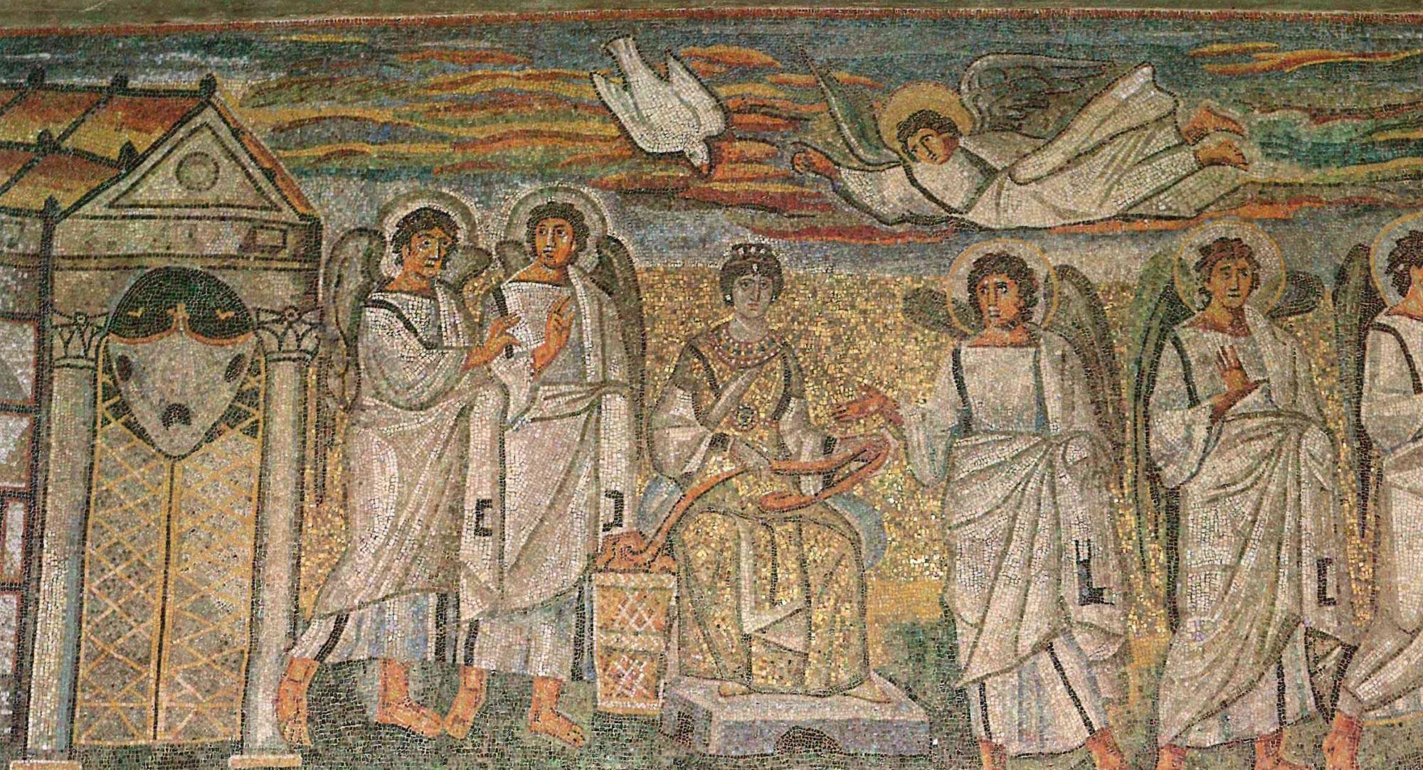 Санта-Мария Маджоре, Рим, 5 в.